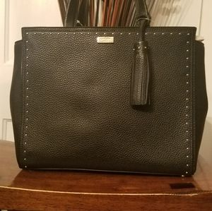 West Street Abby Suede Kate Spade Purse